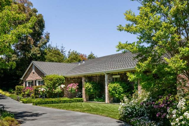 1015 Bridle Way, Hillsborough, CA 94010 (#ML81843017) :: The Gilmartin Group