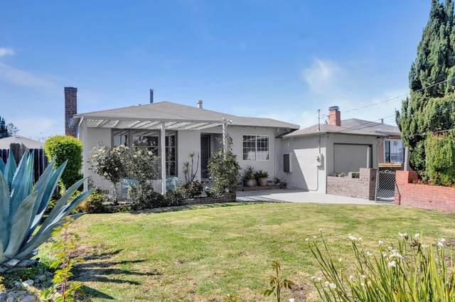 765 Douglas Ave, Redwood City, CA 94063 (#ML81843025) :: Robert Balina | Synergize Realty
