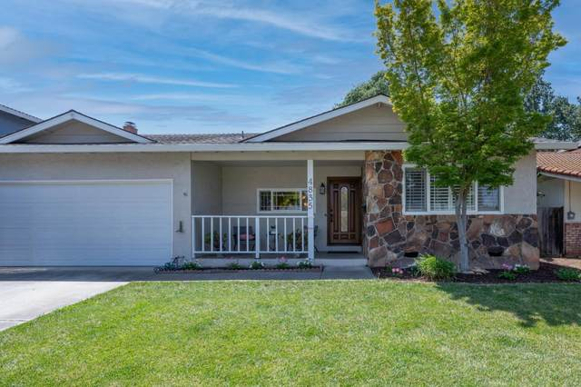 4835 Tonino Dr, San Jose, CA 95136 (#ML81843100) :: Alex Brant