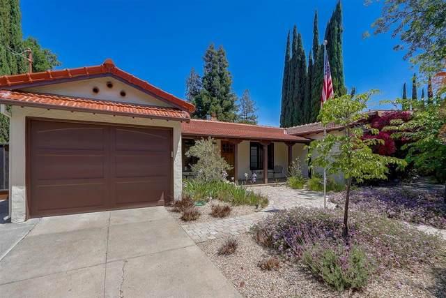 68 Mariposa Ave, Los Gatos, CA 95030 (#ML81843102) :: Real Estate Experts