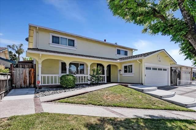 1746 Rocky Mountain Ave, Milpitas, CA 95035 (#ML81843112) :: Robert Balina | Synergize Realty