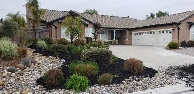 1255 Quail Ridge Way, Hollister, CA 95023 (#ML81843132) :: Schneider Estates