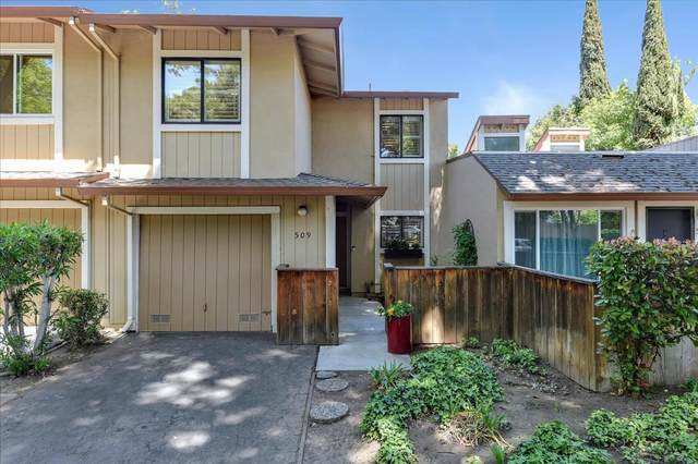 509 Dix Way, San Jose, CA 95125 (#ML81843149) :: Robert Balina | Synergize Realty
