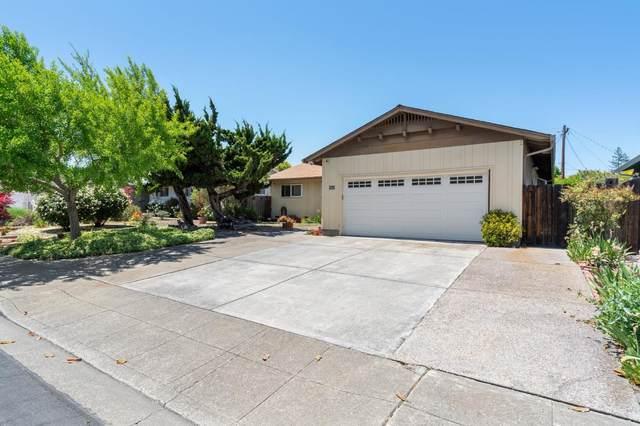 884 San Rafael Ave, Mountain View, CA 94043 (#ML81843190) :: Robert Balina | Synergize Realty