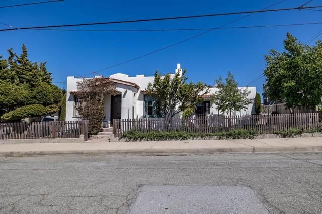 501 7th St, Pacific Grove, CA 93950 (#ML81843191) :: Alex Brant