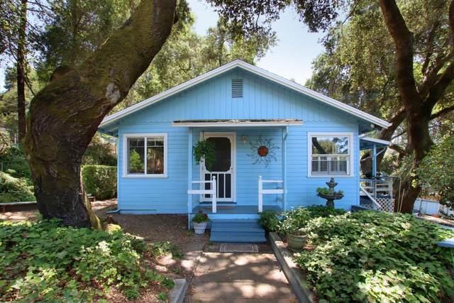 9559 Manzanita Ave, Ben Lomond, CA 95005 (#ML81843197) :: Schneider Estates