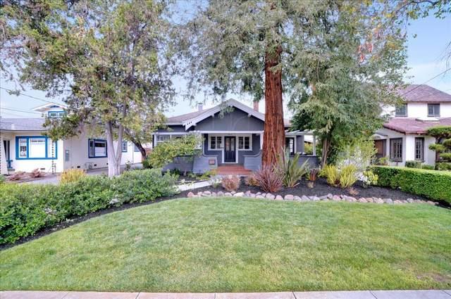 835 Asbury St, San Jose, CA 95126 (#ML81843212) :: Alex Brant
