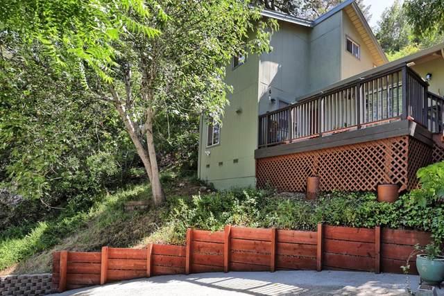 555 Cook Way, Ben Lomond, CA 95005 (#ML81843233) :: Schneider Estates
