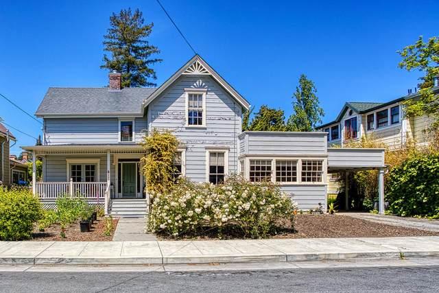 422 Locust St, Santa Cruz, CA 95060 (#ML81843264) :: Schneider Estates