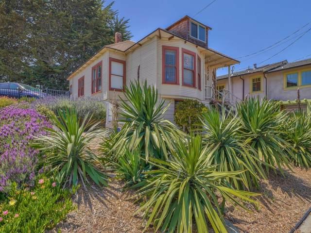 805 Wave St, Monterey, CA 93940 (#ML81843291) :: Alex Brant