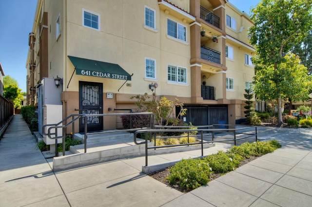 641 Cedar St 203, San Carlos, CA 94070 (MLS #ML81843297) :: Compass