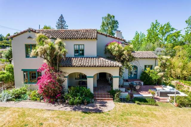 1010 San Raymundo Rd, Hillsborough, CA 94010 (#ML81843307) :: The Gilmartin Group