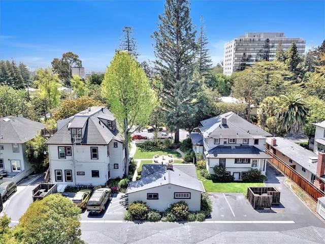 147-159 Emerson St, Palo Alto, CA 94301 (#ML81843310) :: Real Estate Experts