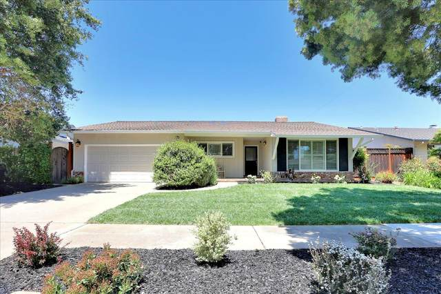 583 Dublin Way, Sunnyvale, CA 94087 (#ML81843321) :: Real Estate Experts