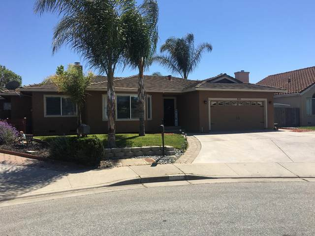Address Not Disclosed, Hollister, CA 95023 (#ML81843344) :: Schneider Estates