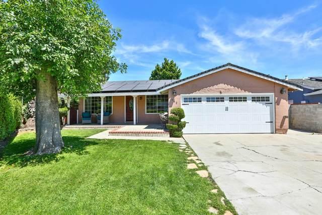442 Sydenham Ct, San Jose, CA 95111 (#ML81843368) :: Live Play Silicon Valley