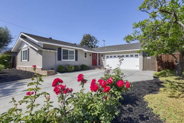 5503 Milligan Dr, San Jose, CA 95124 (#ML81843370) :: Real Estate Experts