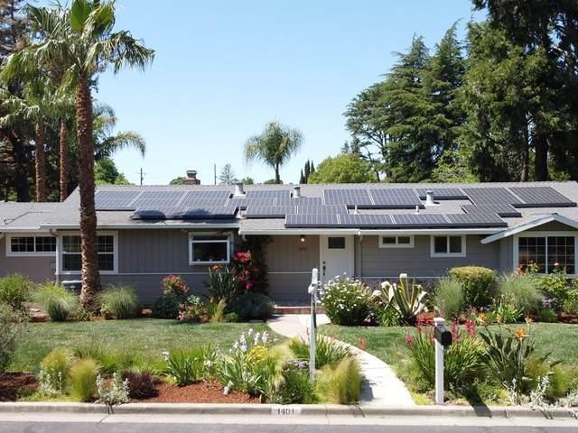 1401 Mohr Ct, Concord, CA 94518 (#ML81843371) :: Schneider Estates