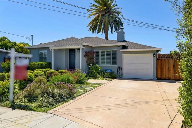 22 Saint Marys Ct, San Mateo, CA 94401 (#ML81843389) :: Schneider Estates