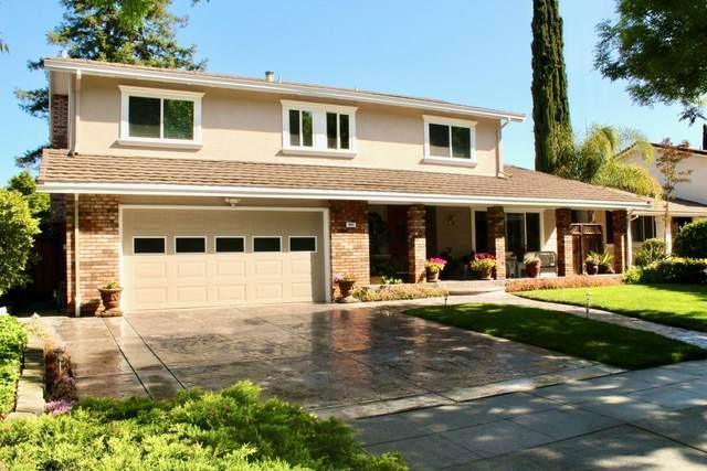 983 Mount Carmel Dr, San Jose, CA 95120 (#ML81843415) :: Live Play Silicon Valley