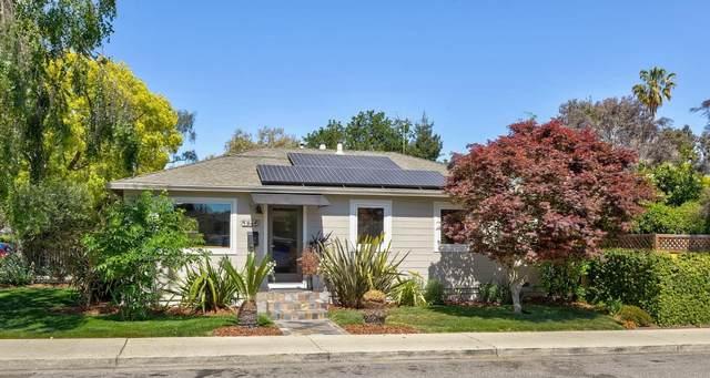 1846 Villa St, Mountain View, CA 94041 (#ML81843416) :: The Goss Real Estate Group, Keller Williams Bay Area Estates