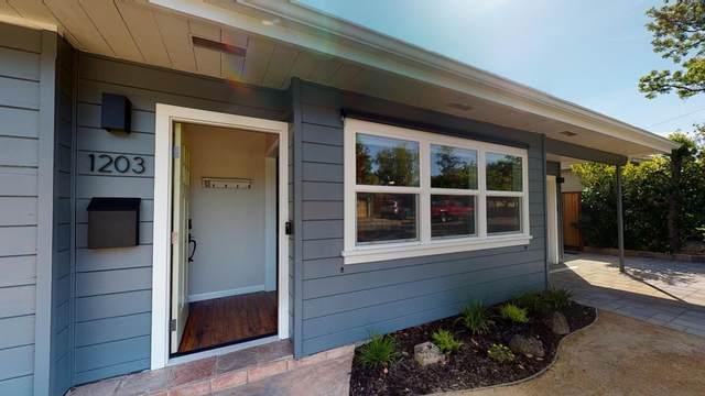 1203 Ruby St, Redwood City, CA 94061 (MLS #ML81843424) :: Compass