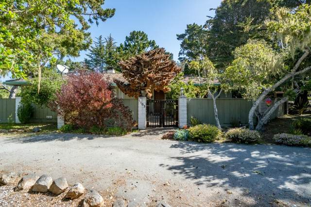 1103 Ortega Rd, Pebble Beach, CA 93953 (#ML81843452) :: Alex Brant