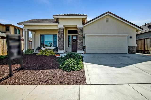 981 Bonnie View Dr, Hollister, CA 95023 (#ML81843456) :: Schneider Estates