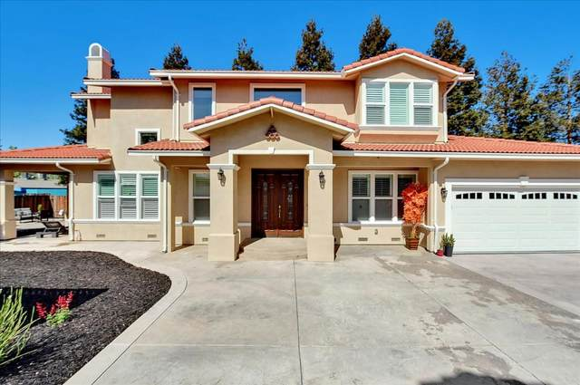 295 California St, Campbell, CA 95008 (#ML81843471) :: The Goss Real Estate Group, Keller Williams Bay Area Estates