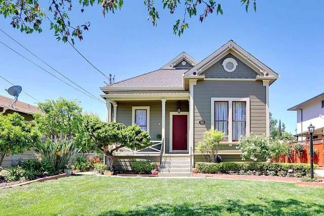 626 Lincoln St, Santa Clara, CA 95050 (#ML81843496) :: Real Estate Experts