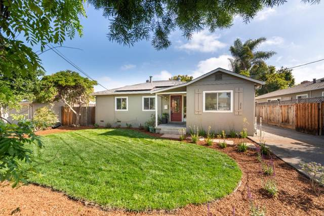 250 Vincent Dr, Mountain View, CA 94041 (#ML81843497) :: The Goss Real Estate Group, Keller Williams Bay Area Estates