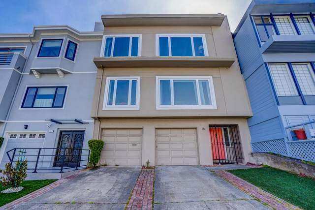 1914 Funston Ave, San Francisco, CA 94116 (#ML81843498) :: Strock Real Estate