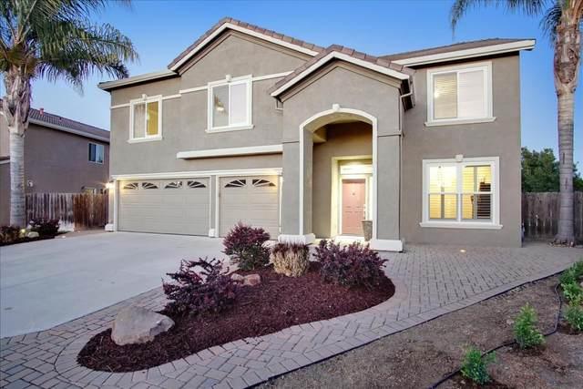 2171 Clearview Dr, Hollister, CA 95023 (#ML81843501) :: Schneider Estates