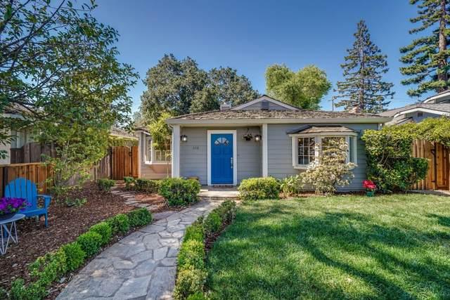 668 Palm Ave, Los Altos, CA 94022 (#ML81843503) :: Strock Real Estate