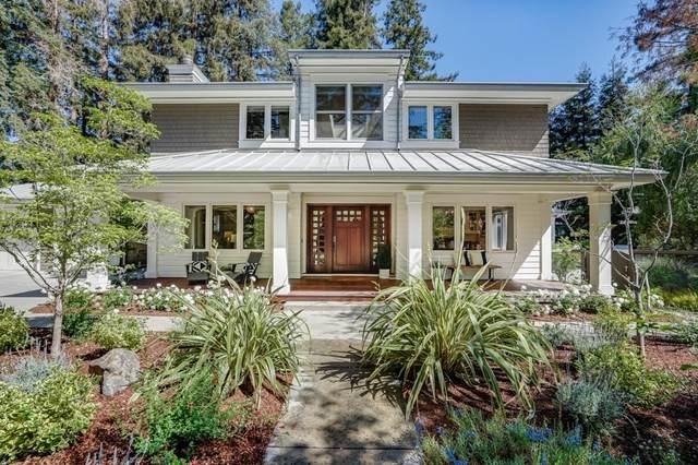 1360 Garden Ln, Menlo Park, CA 94025 (#ML81843516) :: The Goss Real Estate Group, Keller Williams Bay Area Estates