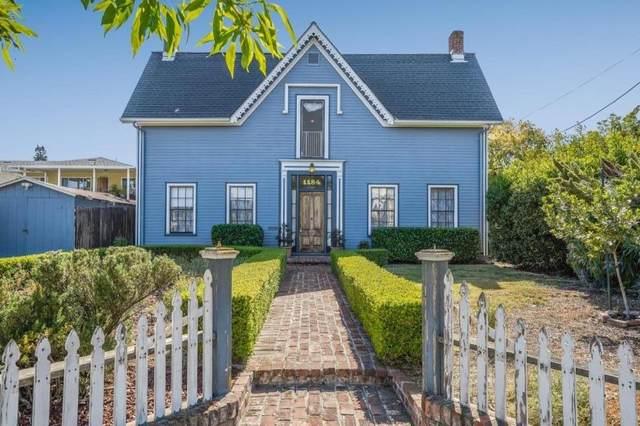 1184 Washington St, Santa Clara, CA 95050 (#ML81843623) :: The Goss Real Estate Group, Keller Williams Bay Area Estates