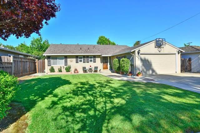 695 Pineview Dr, San Jose, CA 95117 (#ML81843624) :: The Goss Real Estate Group, Keller Williams Bay Area Estates