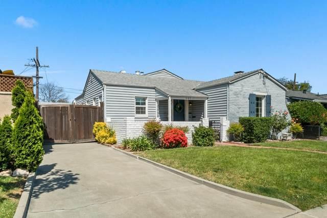 507 Rutland Ave, San Jose, CA 95128 (#ML81843627) :: The Gilmartin Group