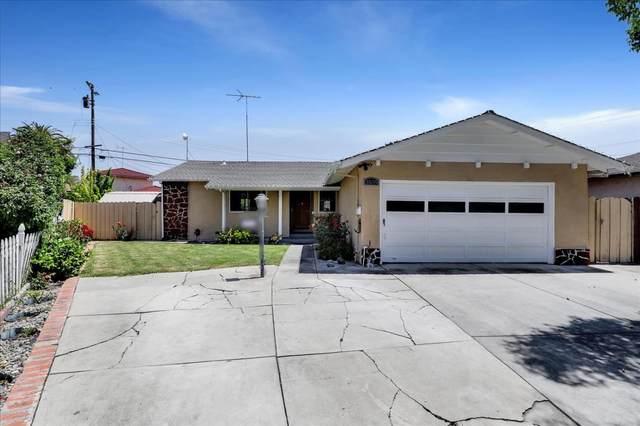 3539 Haig St, Santa Clara, CA 95054 (#ML81843639) :: Robert Balina | Synergize Realty