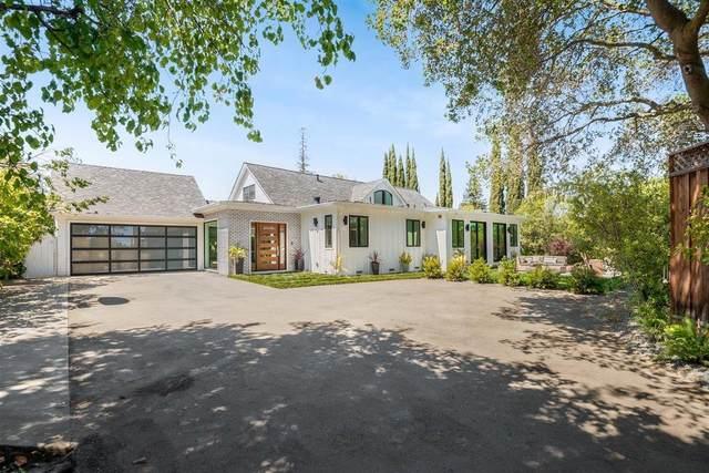1417 Country Club Dr, Los Altos, CA 94024 (#ML81843642) :: Real Estate Experts