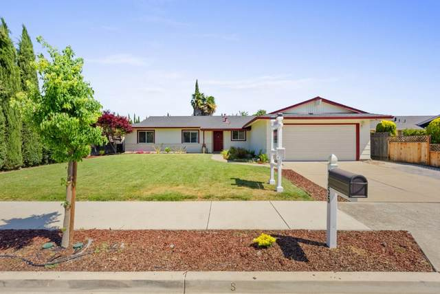 1255 Chesbro Way, Gilroy, CA 95020 (#ML81843643) :: The Goss Real Estate Group, Keller Williams Bay Area Estates
