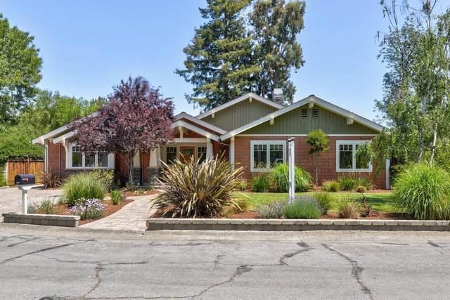 1035 Rilma Ln, Los Altos, CA 94022 (#ML81843646) :: Strock Real Estate