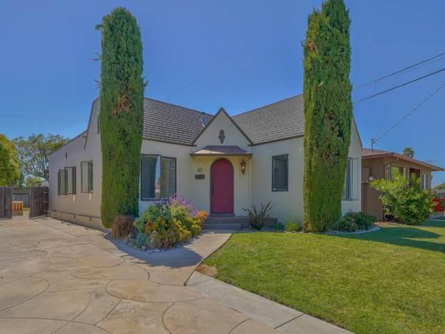 42 Grove St, Salinas, CA 93901 (#ML81843687) :: Robert Balina | Synergize Realty