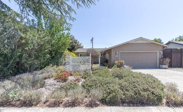 816 S Mary Ave, Sunnyvale, CA 94087 (#ML81843707) :: Robert Balina | Synergize Realty
