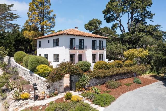 454 Cedar St, Monterey, CA 93940 (#ML81843711) :: Alex Brant