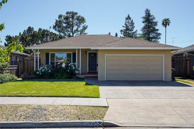 2552 Hampton Ave, Redwood City, CA 94061 (#ML81843722) :: The Gilmartin Group