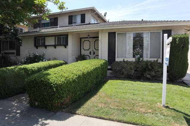 841 Leigh Ave, San Jose, CA 95128 (#ML81843725) :: The Gilmartin Group