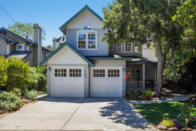 103 Dale Ave, San Carlos, CA 94070 (#ML81843726) :: The Gilmartin Group