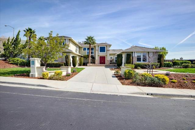 2728 Capitola Ter, Fremont, CA 94539 (#ML81843767) :: Robert Balina | Synergize Realty