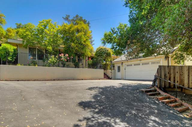 757 Knoll Dr, San Carlos, CA 94070 (#ML81843776) :: The Gilmartin Group